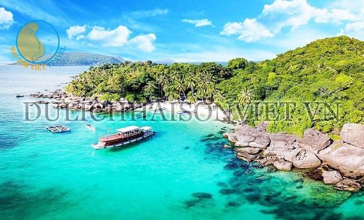 Tour Côn Đảo 2 ngày 1 đêm - Đi Tàu Cao Tốc