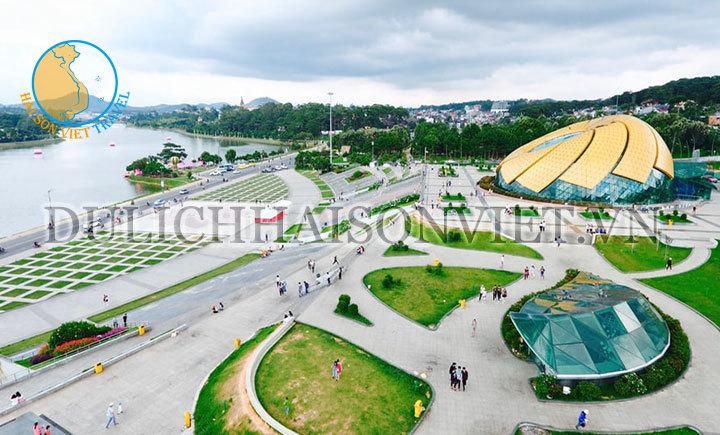 Tour Đà Lạt 3 ngày 3 đêm KS 2 - 4 sao