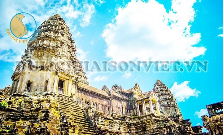 Tour Campuchia 4 Ngày 3 Đêm giá rẻ